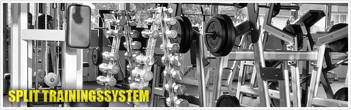 split trainingssystem