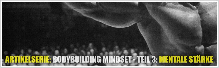 bodybuilding mindset - mentale stärke