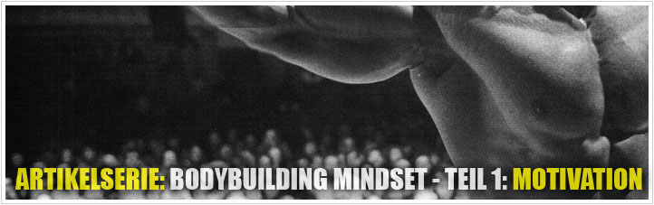 bodybuilding mindset - motivation