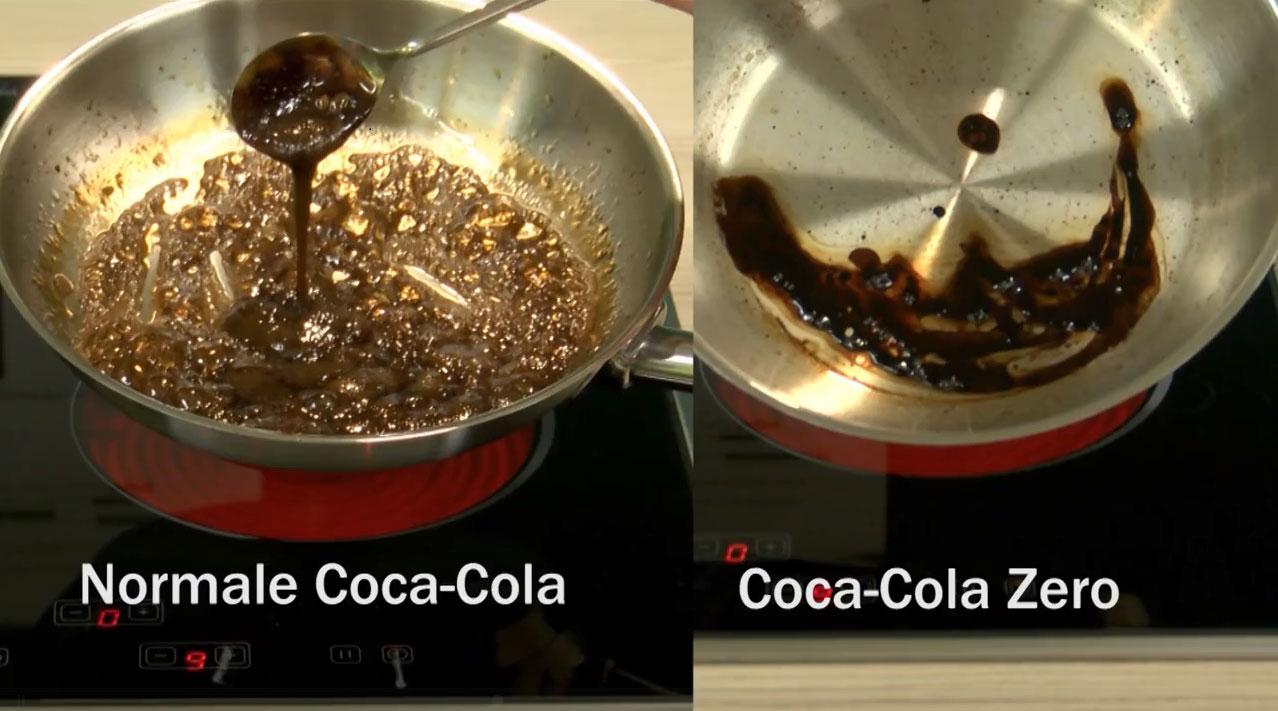 Coca Cola Rückstände 1