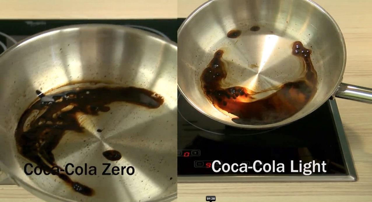 Coca Cola Rückstände 2